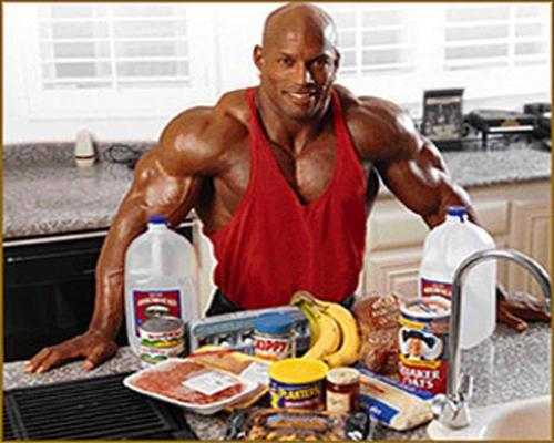 Как нужно питаться чтобы набрать мышечную массу